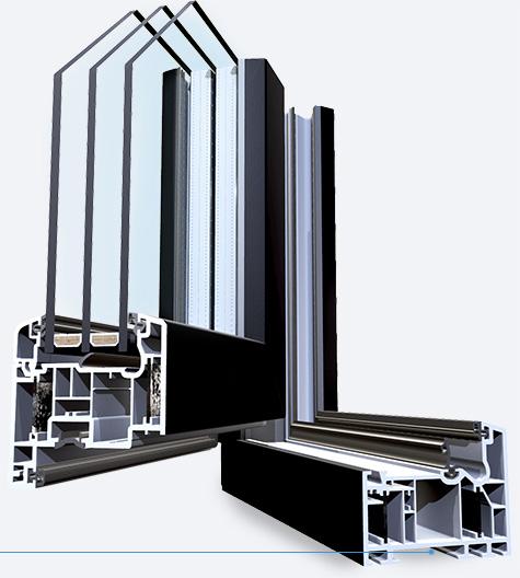 Алюминиевый профиль SHCUCO купить недорого в Москве