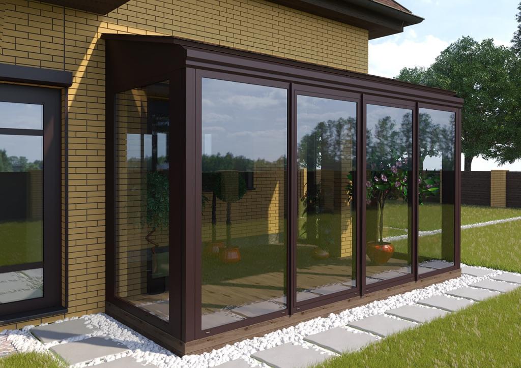 Алюминиевые окна: практичность, долговечность и комфорт