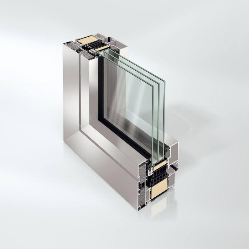 Теплый алюминиевый профиль: плюсы такого решения для дома